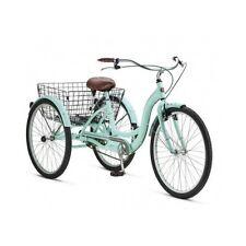 Tricycle Adult Trike For Women Men Cycle 3-Wheel Bike Tri Bicycle Beach Cruiser
