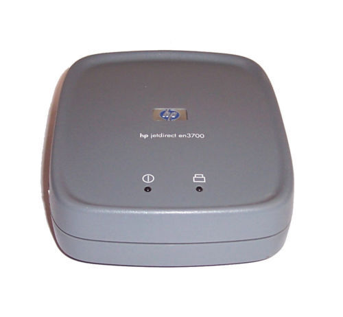 HP JetDirect EN3700 Ethernet External Print Server J7942A
