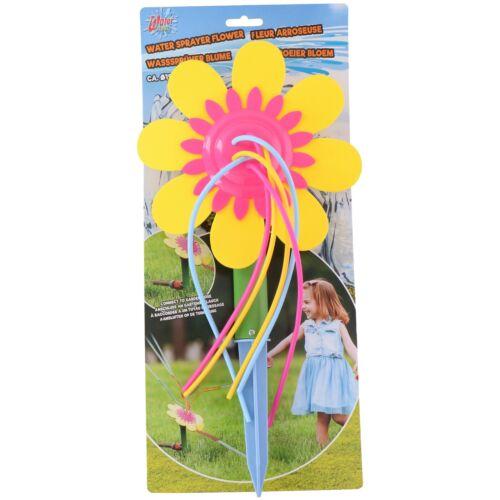 Wasserspiel Sprinkler Blume Kinder Dusche Garten Wasser Fontäne Spiel Badespaß