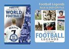 Football Legends Gift Pack by Graham Betts (Mixed media product, 2007)