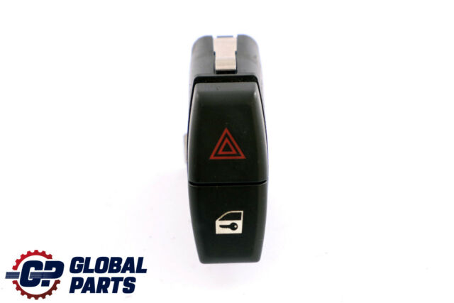 BMW 5 X3 X5 Series E60 E61 E70 E83 Switch Hazard Warning Central Locking System