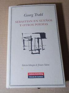 Libro-Sebastian-en-suenos-y-otros-poemas-Georg-Trakl-Circulo-de-lectores-2006