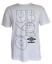 Hommes-039-s-neuf-UMBRO-T-shirt-a-encolure-ras-du-Cou-Tailles-S-M-L-XL miniature 2