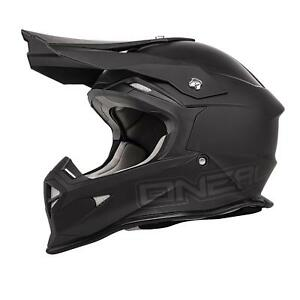 o 39 neal 2series mx helm flat schwarz l motocross enduro. Black Bedroom Furniture Sets. Home Design Ideas