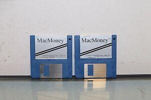 MacMoney-for-Macintosh-2-3-5-034-Floppy-disk-4-programs