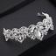 Bridal-Princess-Party-Crystal-Tiara-Wedding-Crown-Veil-Hair-Accessory-Headband thumbnail 16
