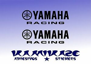 Image Is Loading ADHESIVE STICKER AUTOCOLLANT ADESIVI AUFKLEBER DECAL YAMAHA