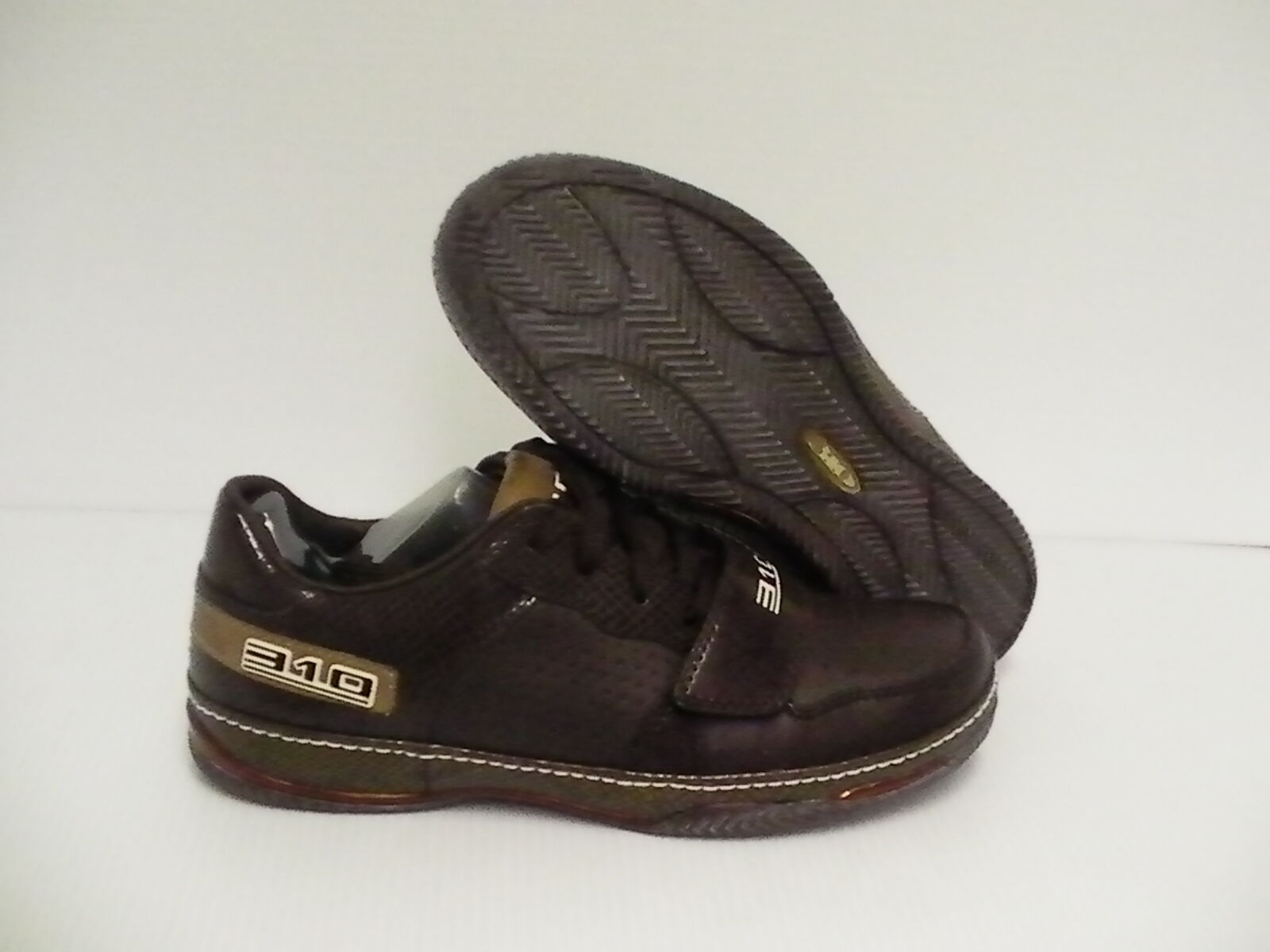 Scarpe casual da uomo  310 motoring casual shoes Histon size 12 us uomo chocolate new