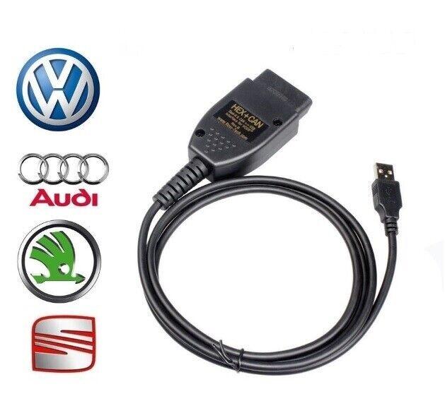 Andet biltilbehør, VCDS VAG-COM Service VW, Audi