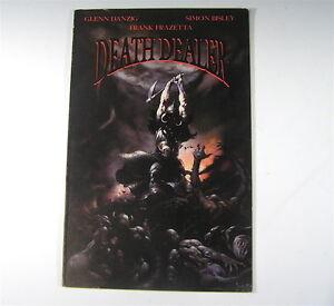 Verotik Comic **DEATH DEALER**, Frazetta, Danzig, Bisley 1995 VF/NM (a)