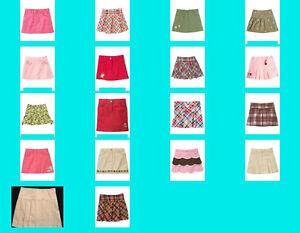 NWT-Gymboree-Girls-Skirt-Skort-Skirt-Skorts-Choice-NEW-Cotton-FREE-SHIPPING