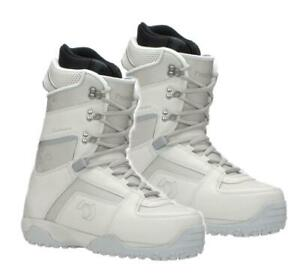 Northwave-Freedom-Snowboard-Boots-White-Silver-Men-Women-Kid-youth-Burton-dcal