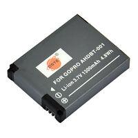 DSTE AHDBT-001 Digital Camera Battery for GoPro Hero HD 1080p Digital Cameras
