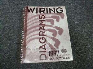 1997 Harley Davidson Road King Motorcycle Electrical ...
