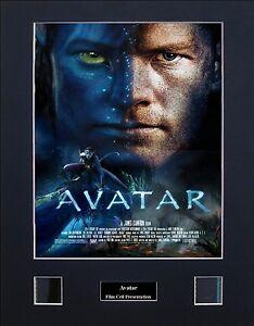 Avatar Version 1 Photo Film Cell Presentation