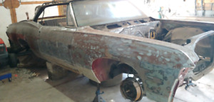 68 impala 2 door convertible best offer
