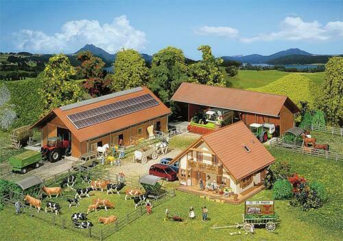 Faller Spur h0 explotación agrícola 1 87 kit kit Art. 130520 nuevo + embalaje original
