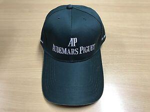 36abb3e9a8c AP AUDEMARS PIGUET Green Cap Hat Royal Oak Millenary Perpetual ...