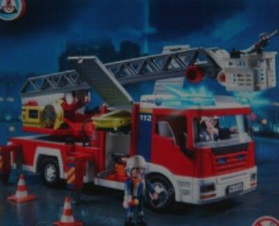 Playmobil pièce du camion de pompier set 3879 fireman