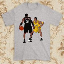 Allen Iverson Tyronn Lue Phildelphia 76ers T-shirt S-XXXXXL NEW