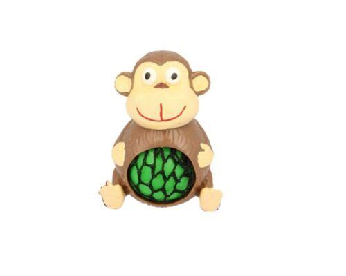 Monkey meshables-NV313 ANTISTRESS Squishy Mesh Palla Stress Sollievo Divertente Kids Play