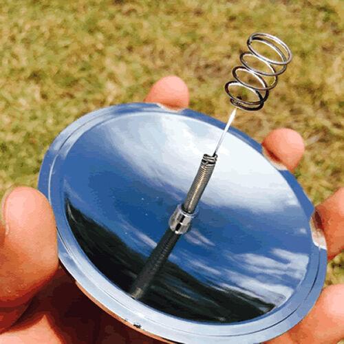 Outdoor-//Notfallfeuerzeug Solar-Funken-Feuerzeug bei HANNES/'