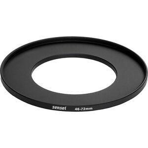 Sensei 49-72mm Step-Up Ring