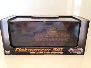 Dragon Armure 60594 Flakpanzer 341 Avec 2cm Flak Vierling 1:72 Échelle Neuf