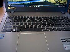 Acer F15 15.6 i5-6200u, 8GB DDR4, 256GB SSD+500GB Full HD Backlit Keyboard