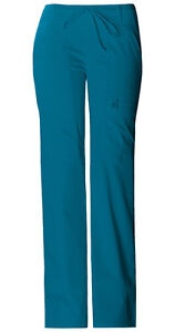 Cherokee Scrubs Women/'s Cargo Pants 21100 Ciel Blue CELV Cherokee Luxe Jr Fit