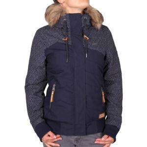 Nutmeg Jacket Blau Jacke Damen Winterjacke Ragwear Navy wUCxndAAq