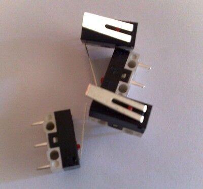 el tacto parte # 2 Jart FSM 10 X Interruptor Rojo mamá