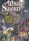 Magic Sword 0089218427793 With Basil Rathbone DVD Region 1