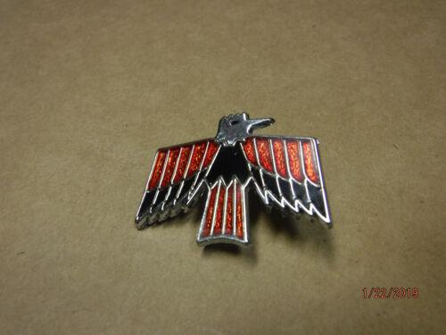 NEW REPO 1968-1969 Firebird Glove Box Emblem 68 69 PONTIAC 400 350 TRANS AM TRIM