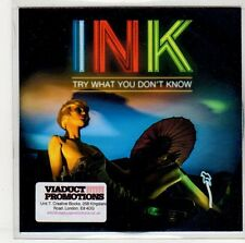 (ER101) Ink, Try What You Don't Know - 2013 DJ CD