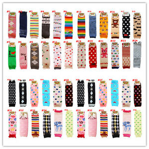 Stylish Toddler Boys Girls Kids Arm Leg Warmer Protector Socks Legging