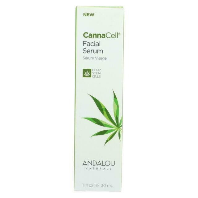 Andalou Naturals Hemp Facial Serum Cannacell 1oz For Sale Online Ebay