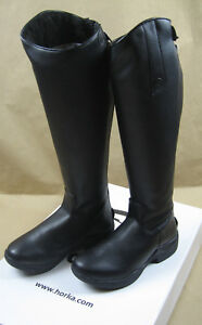 Horka-Thermo-Reitstiefel-Winterreitstiefel-Riley-Thermo-Riding-Boot-black-Gr-40
