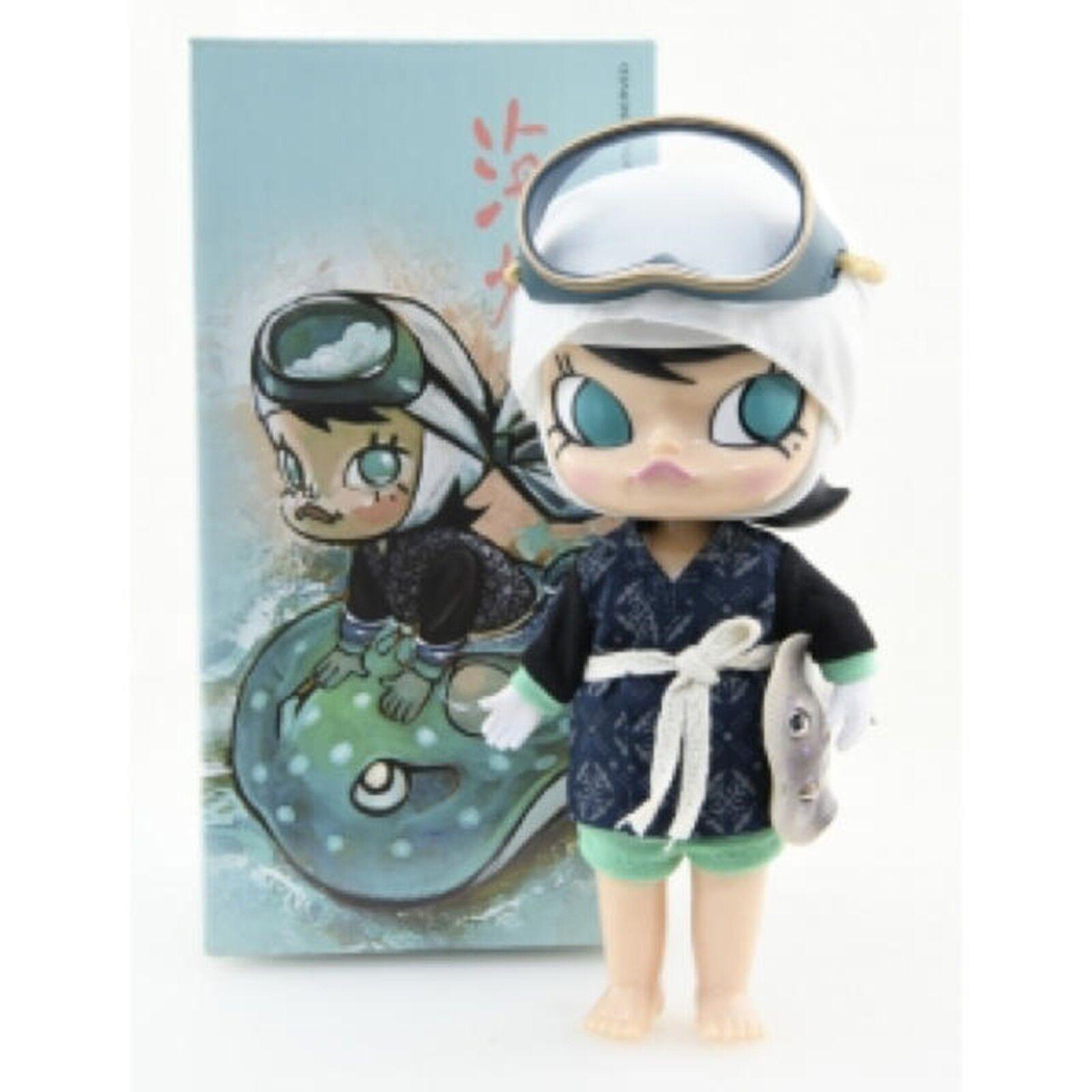 Tokyo Comicon 2018 Instinctoy Instinct ai mer fille Molly Ocean vert Ver Nouveau F S