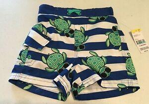 Joe Boxer Infant /& Toddler Boys Blue Shark Swim Trunks Board Shorts