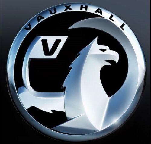 Original Vauxhall De Bloqueo Rueda tuerca Llave-todos los números disponibles Perno tecla de eliminación