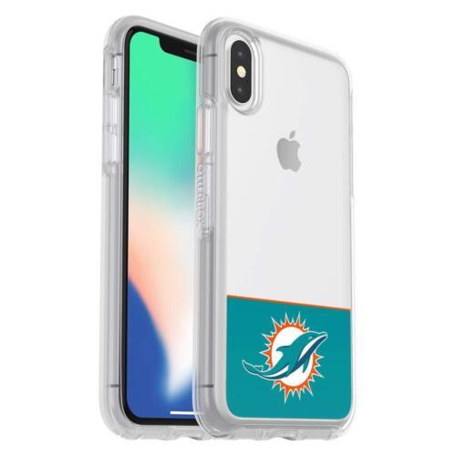 Serie Otterbox nfl simetría celular caso para Apple iPhone XS X 8 7 Plus
