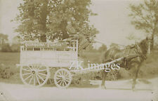QUINQUINA Distillerie Meslin Voiture Attelage 1910s