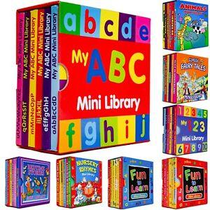 Alligator-Preschool-Learning-6-Children-Mini-Library-Board-Books