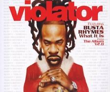 Violator What it is (2001, feat. Busta Rhymes) [Maxi-CD]