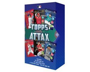 2020 Topps MLB Attax - Starter Box