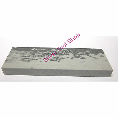 Soft Arkansas Stone Fine Sharpening Stone used to Sharpen Tools in plastic tube