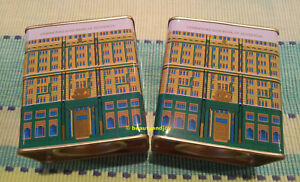2-x-Vintage-Commbank-Commonwealth-Bank-Money-Box-Tin-Collectable-Brand-New