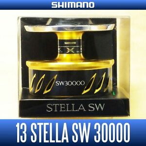 WORLDWIDE FREE SHIPPING NEW GENUINE Shimano Stella SW 30000 SPARE SPOOL