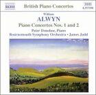 William Alwyn: Piano Concertos Nos. 1 & 2 (CD, Jun-2005, Naxos (Distributor))